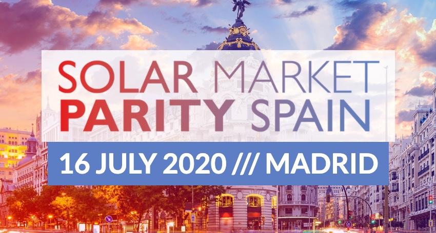 SolarPlaza in Madrid 16 July, 2020