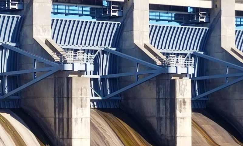 Control gates