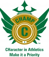 CHAMP - Character in Athletics Make it A Priority