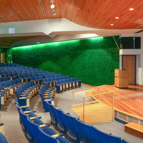 Lawn Auditorium