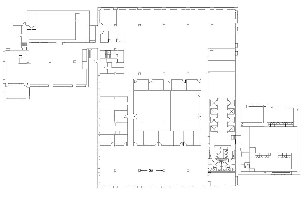 Tower 2 Floor 14 Floorplan Image