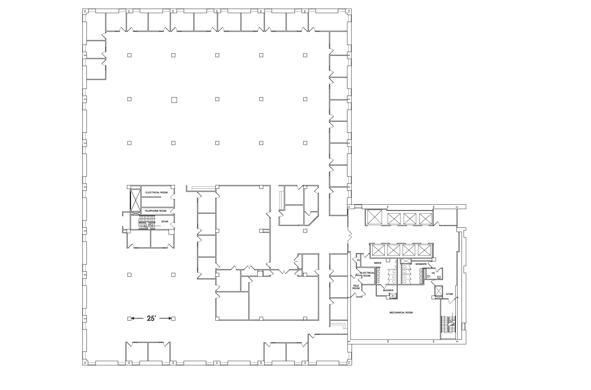 Tower 3 Floor 9 Floorplan Image