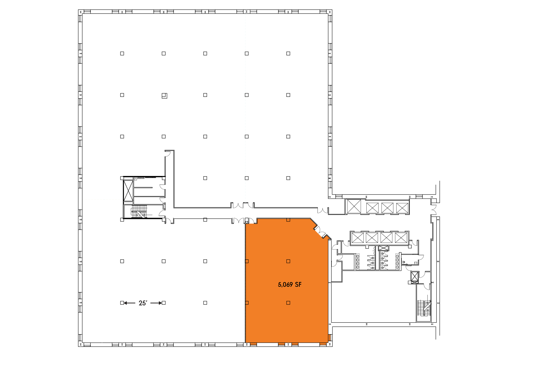 Tower 3 Floor 10 Floorplan Image