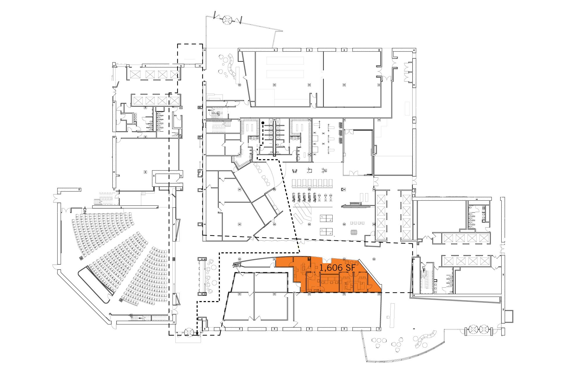 Tower 2 Floor G Floorplan Image