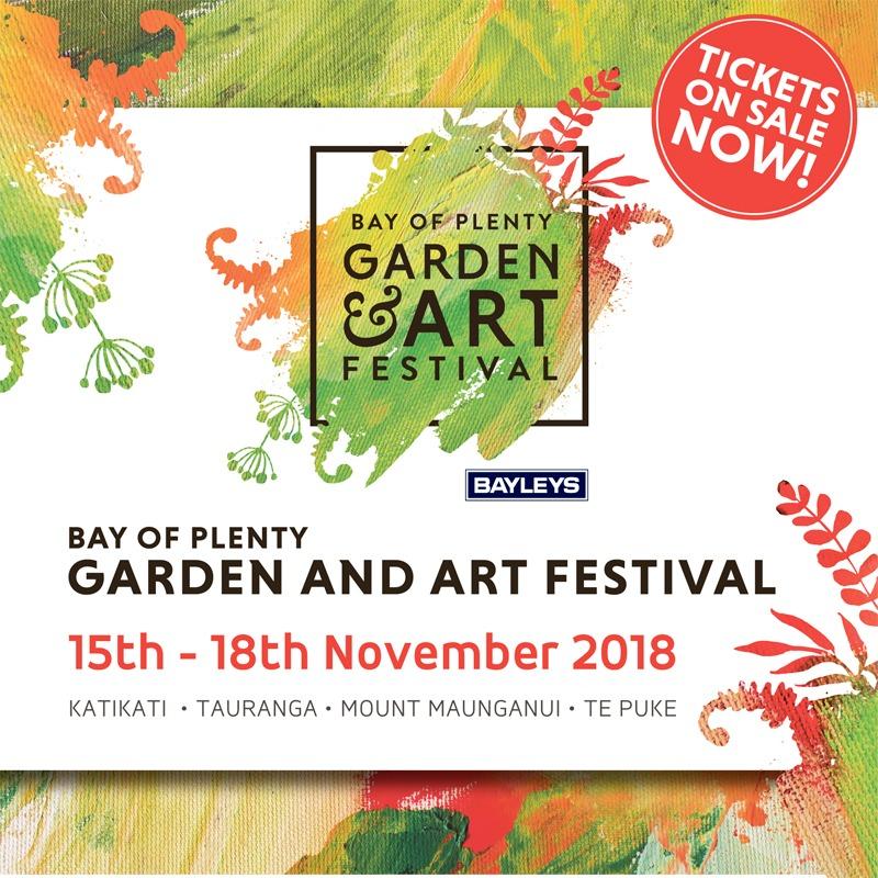 Bay of Plenty Garden & Arts Festival