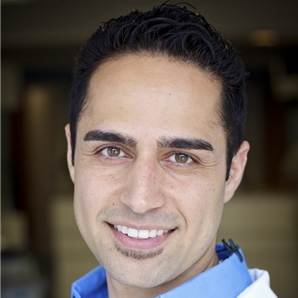 Cypress Dentist Dentist Headshot