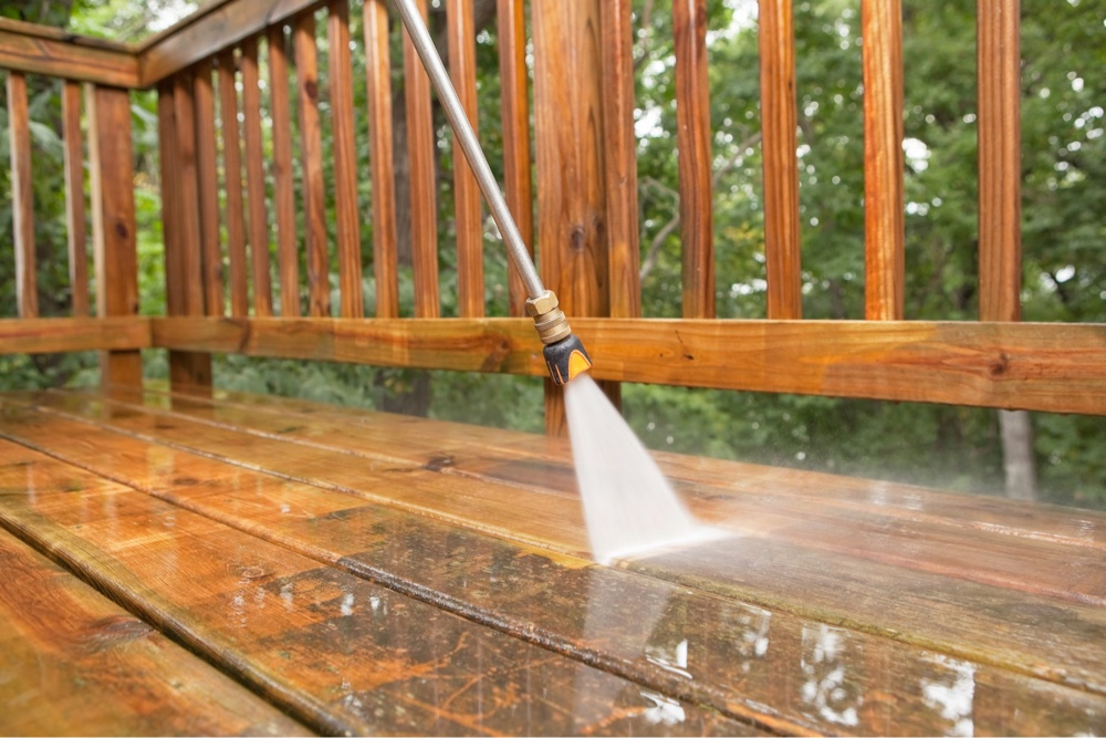 SealMaxx Pressure Washing