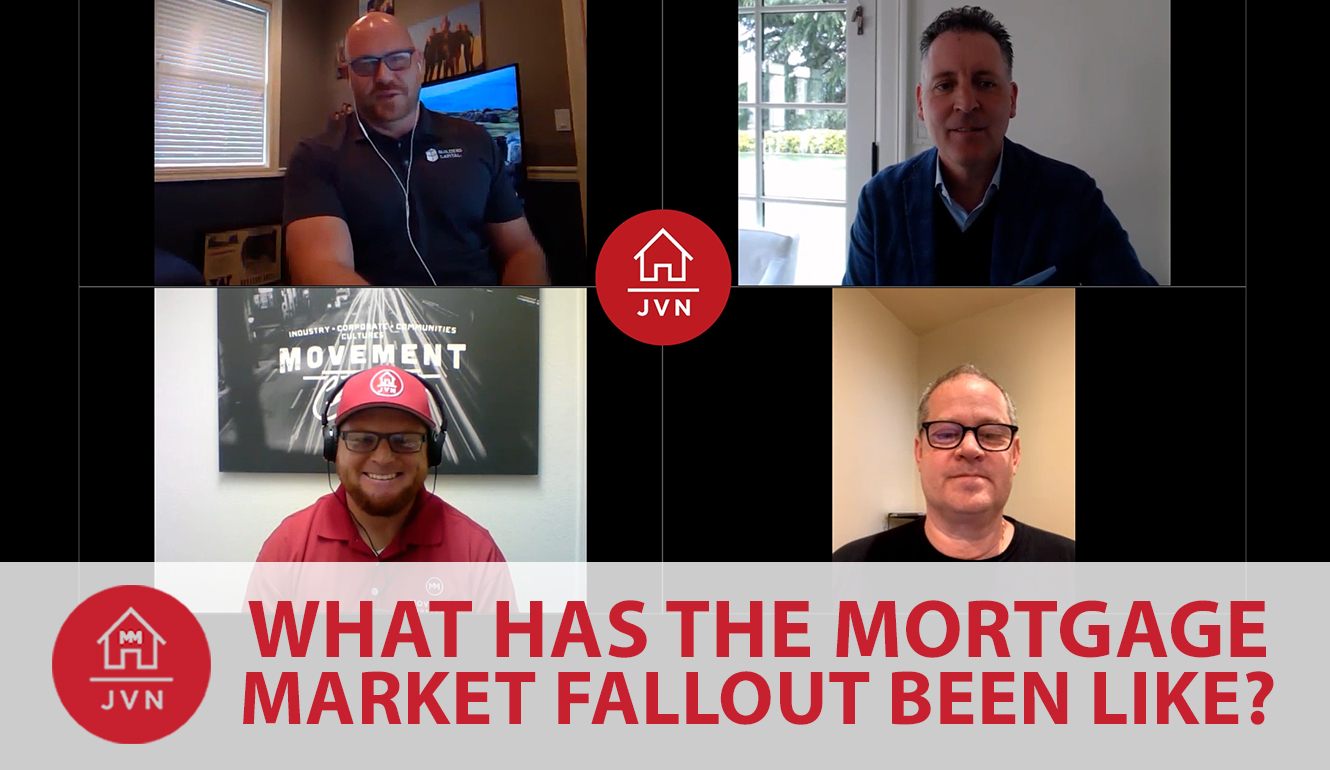 Discussing the Mortgage Market Fallout