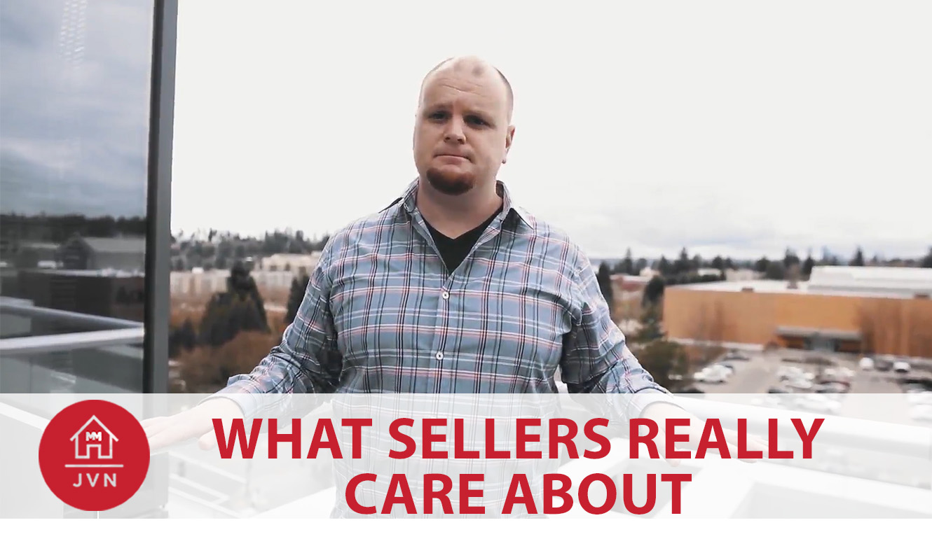 What Matters Most to Sellers