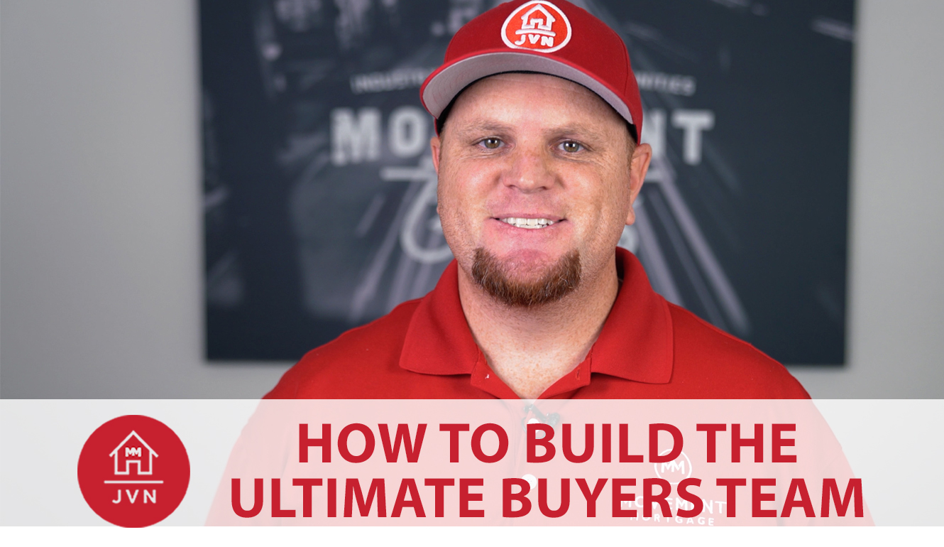 Your 1st Step in Building the Ultimate Buyers Team