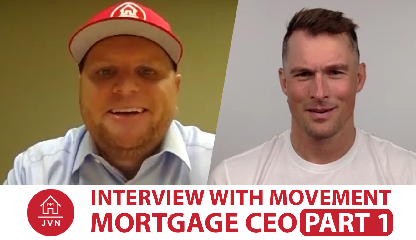 Interview With Casey Crawford, CEO of Movement Mortgage: Part 1
