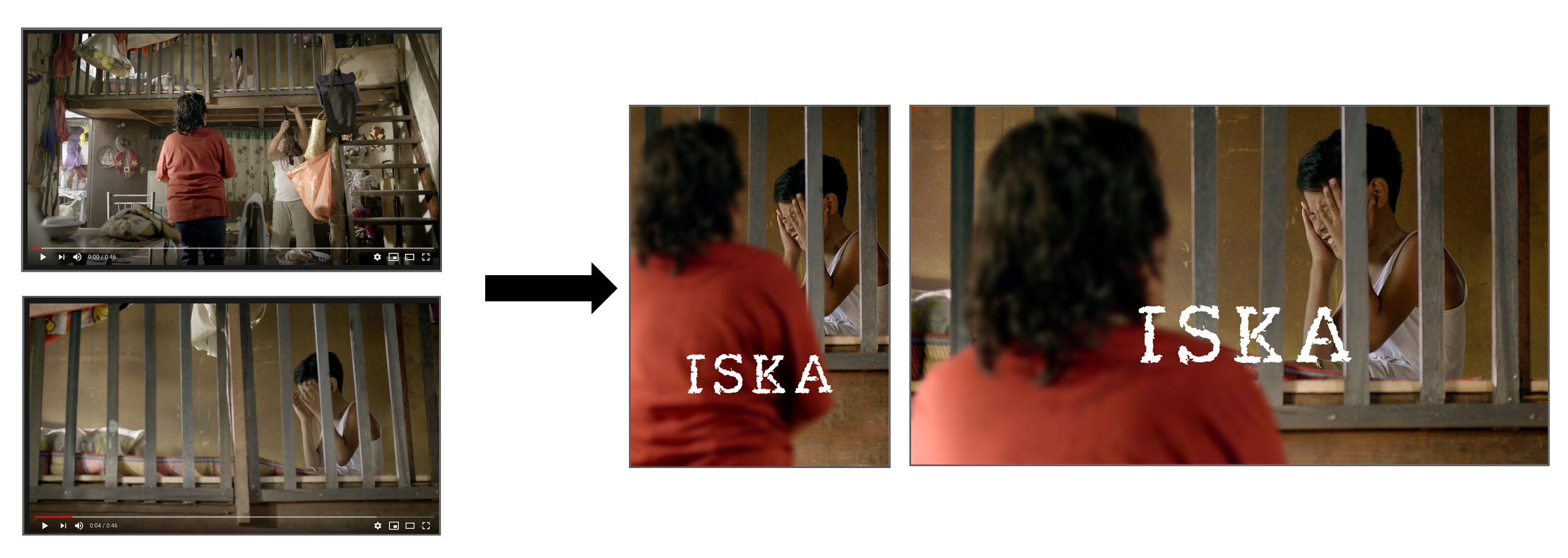 Trailer Frame (not exact) → Boxshot, SDP