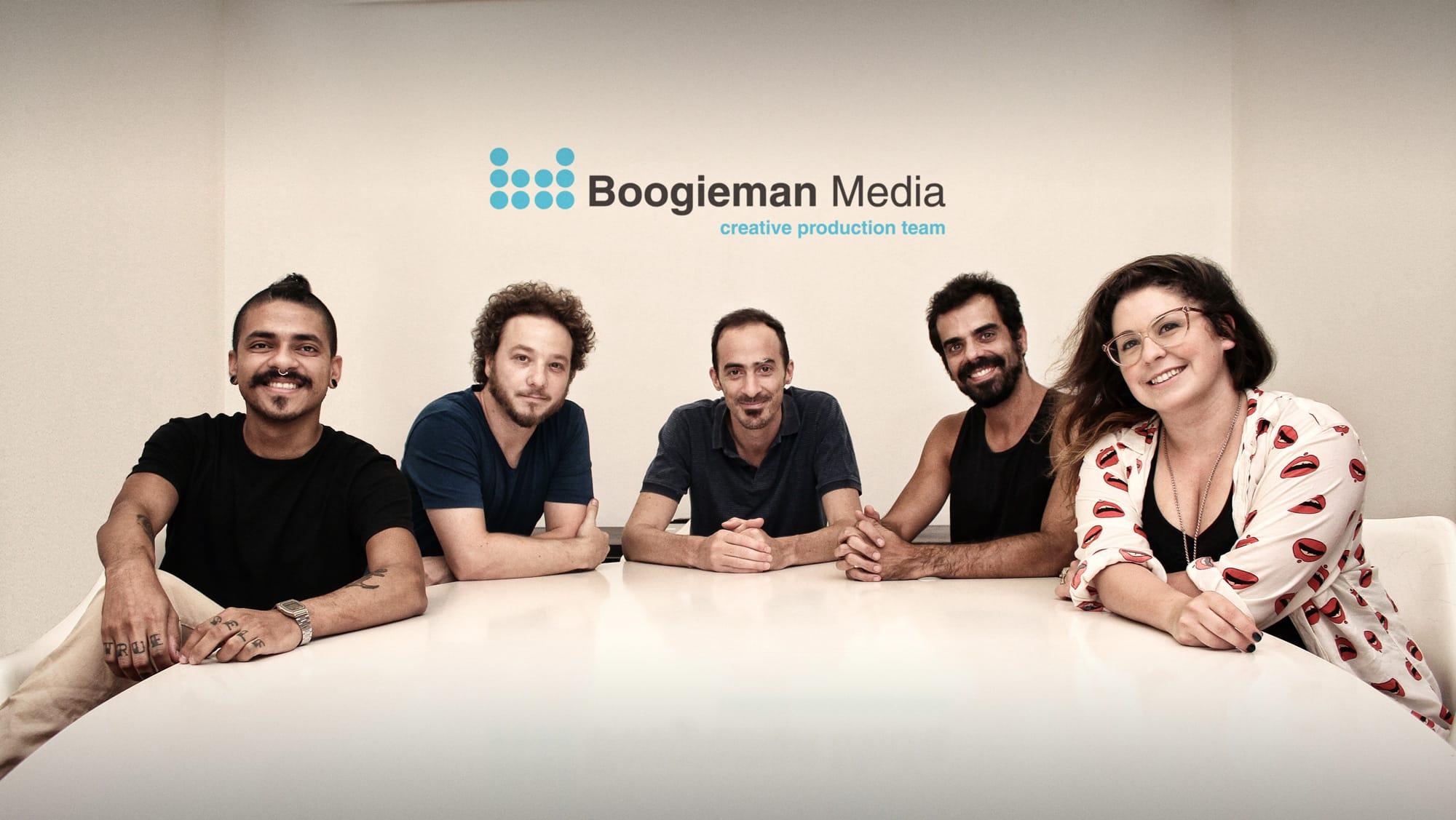 Boogieman Media photo