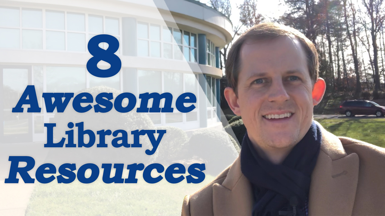 Did You Know Our Library Offered These Resources and Events?
