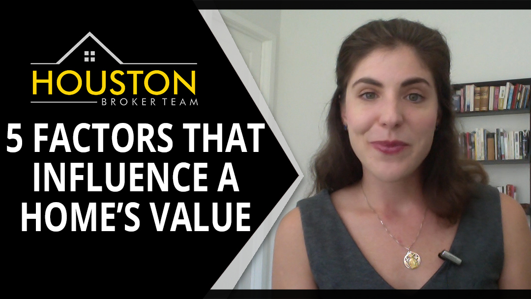 What Are the 5 Factors That Influence a Home's Asking Price?