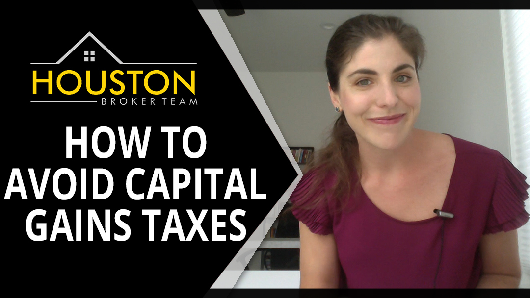 How to Avoid Paying Capital Gains Tax When Selling