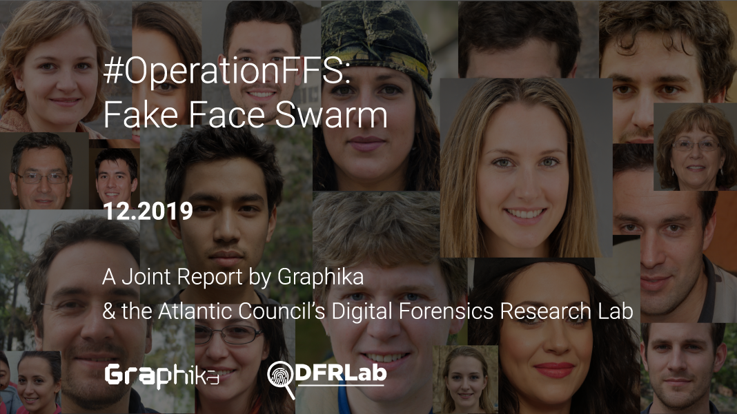 #OperationFFS: Fake Face Swarm image