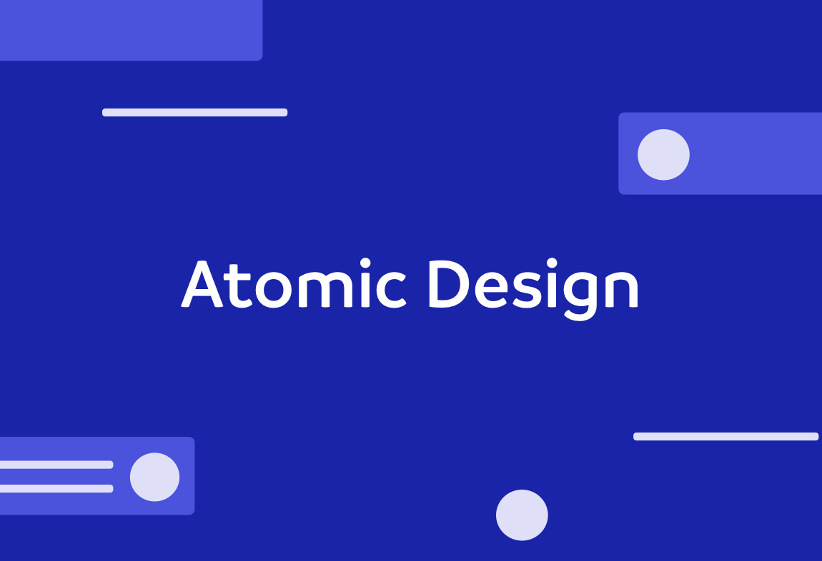 Atomic Design definition Design System ux ui composants kit ui abstract