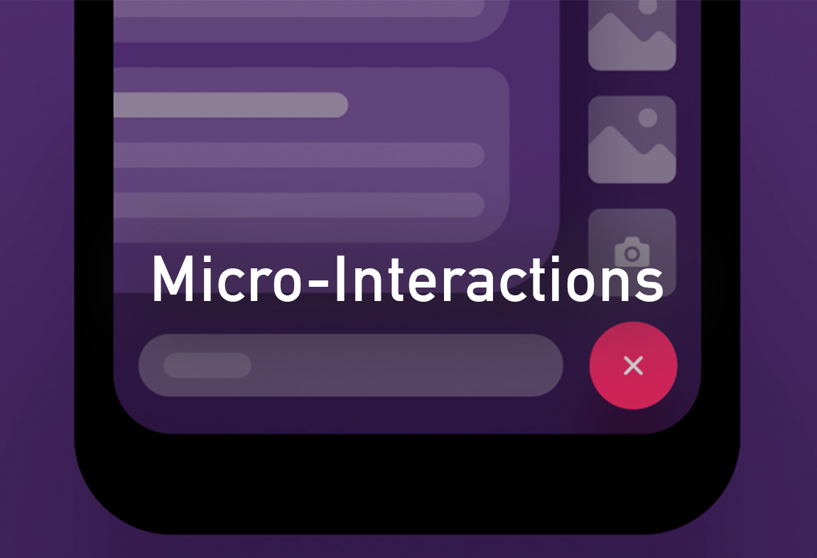 UX UI beyowi after effect motion design mobile app micro interaction designer
