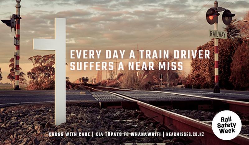 Rail Safety Week: 12-18 August 2019