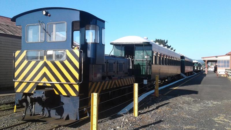 One Long Train!