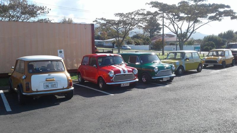 Rotorua Mini Car Club