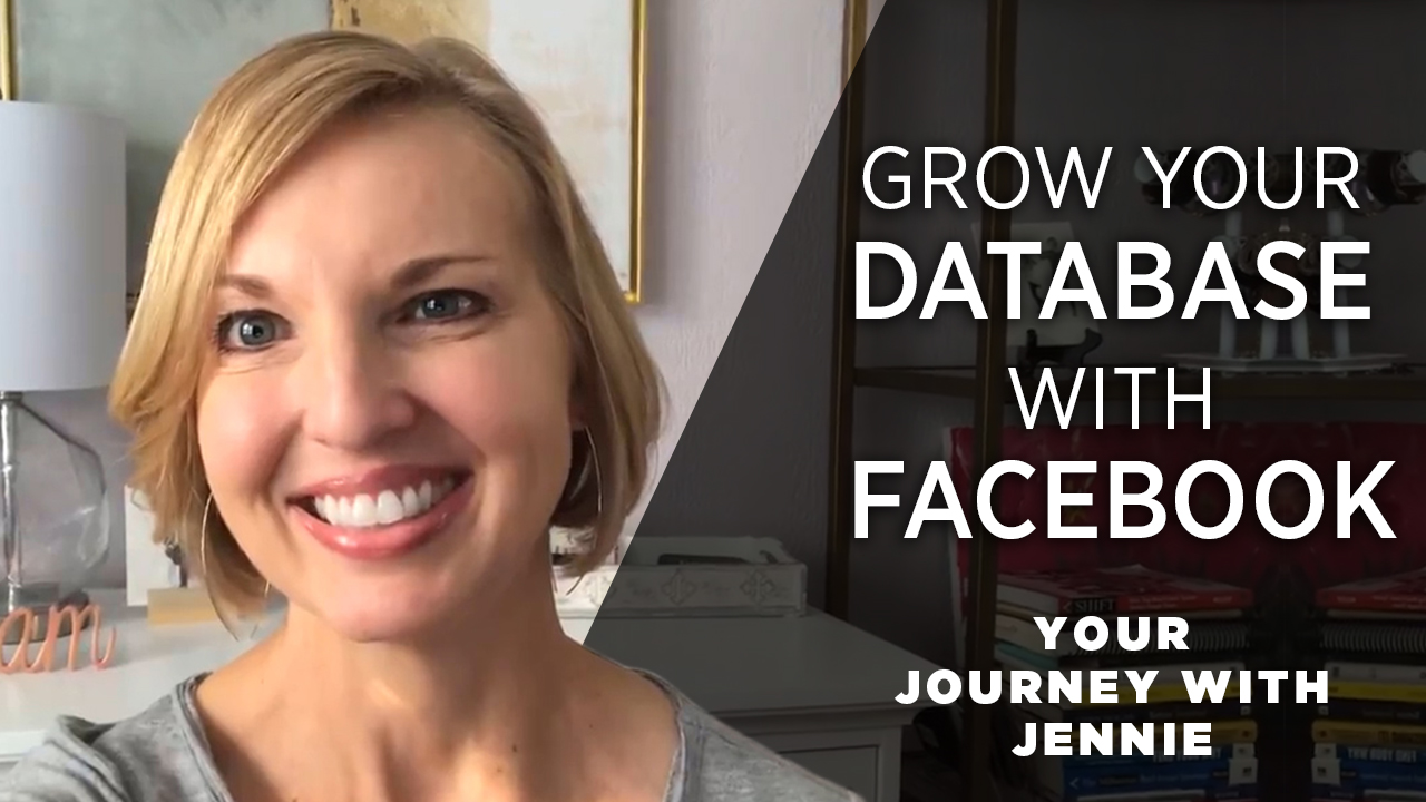 How to Use Facebook to Grow Your Database