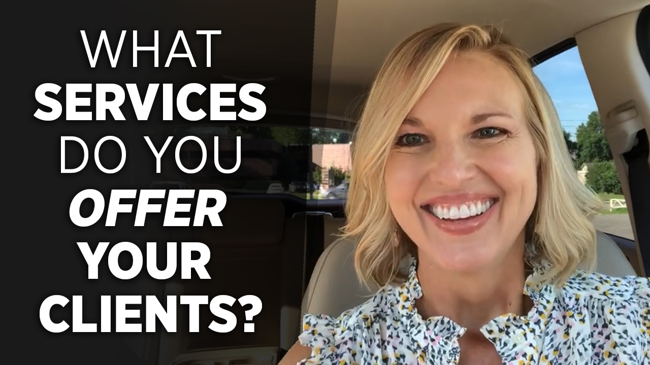 What Special Services Do You Offer Clients?