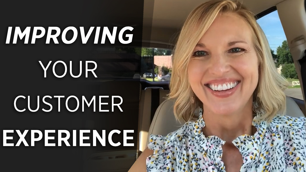 """The First """"S"""" in the Five-S Model of Customer Experience is Set"""