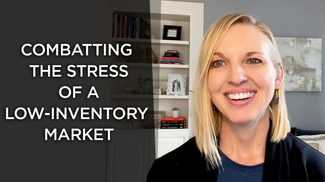 Being There for Your Clients in a Stressful Market