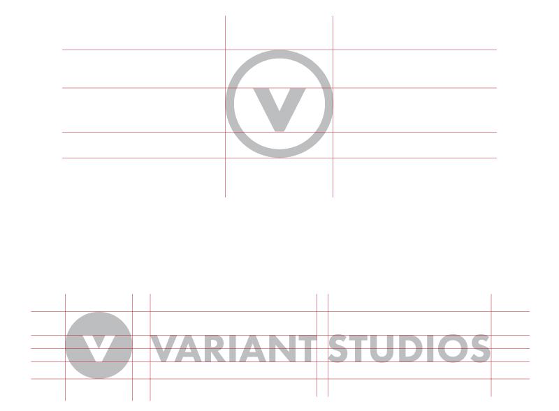 The new branding for Variant Studios - 2014