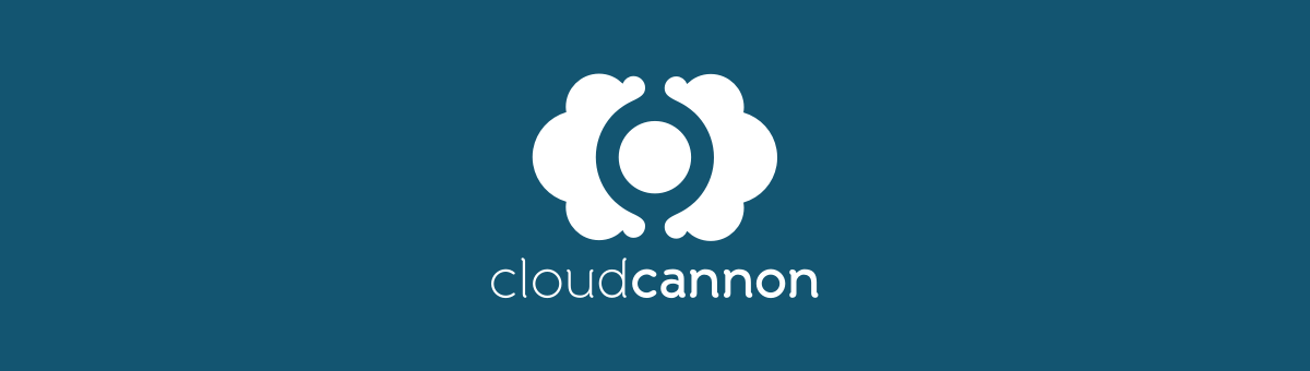 Welcome CloudCannon, a new Cloud based CMS