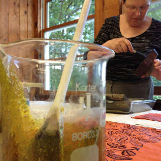 The Science of Natural Dyes, with Joy Boutrup, Penland School of Crafts