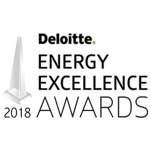 Deloitte Energy Excellence Awards 2018 Logo
