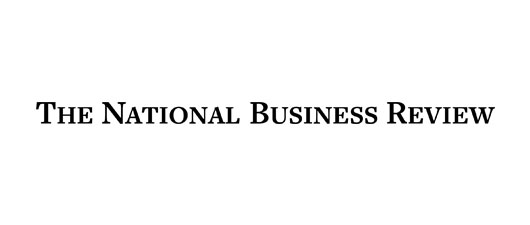 The National Business Review Logo
