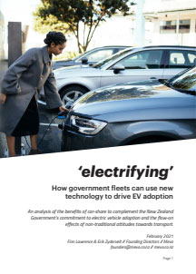 Electrifying White Paper Cover