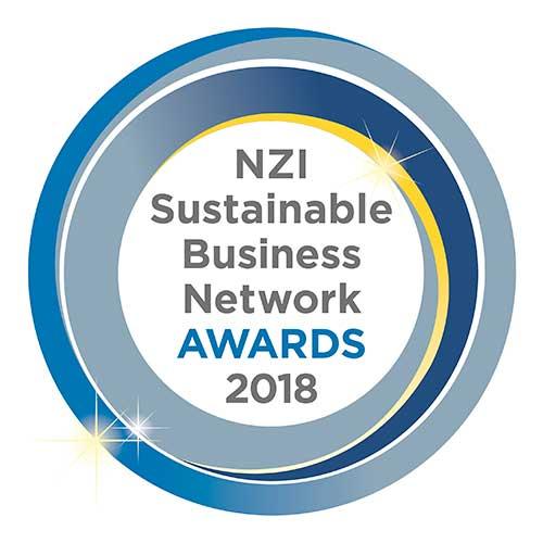 Sustainable Business Network Awards 2018 Logo
