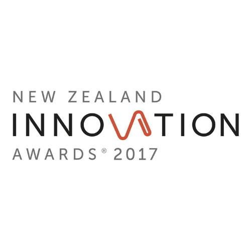 New Zealand Innovation Awards 2017 Logo