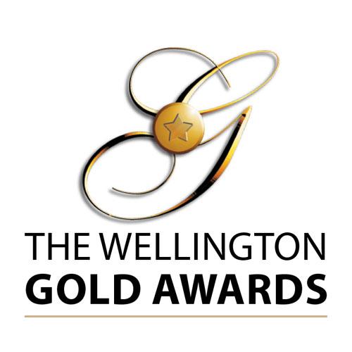 Wellington Gold Awards 2018 Logo