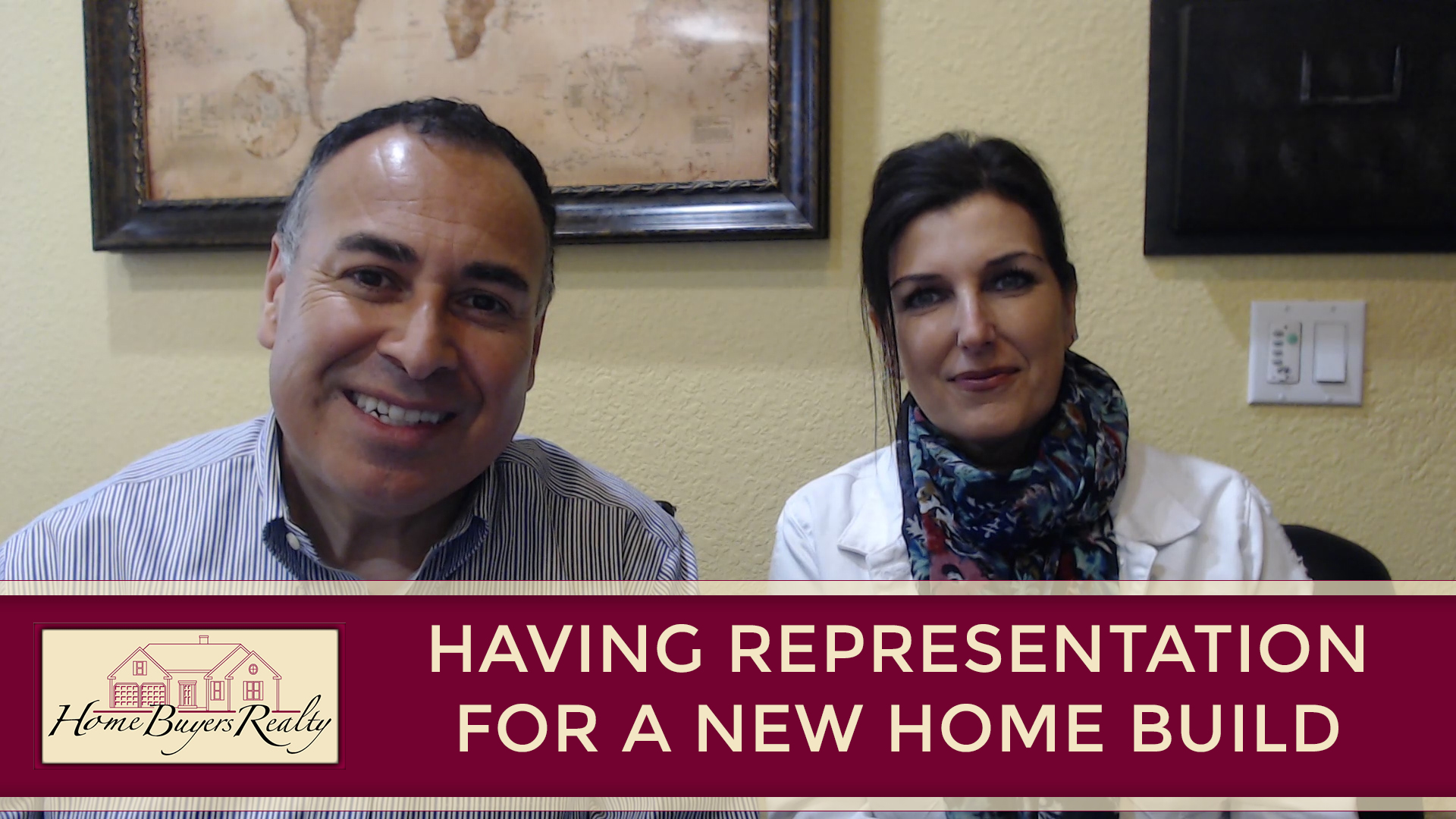 Meeting With a New Home Builder? Bring an Agent Along