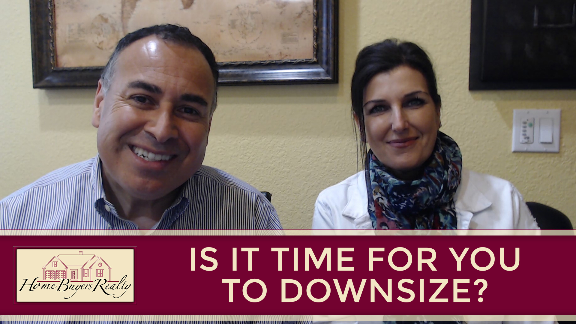 How Does Downsizing Bring Financial Peace?