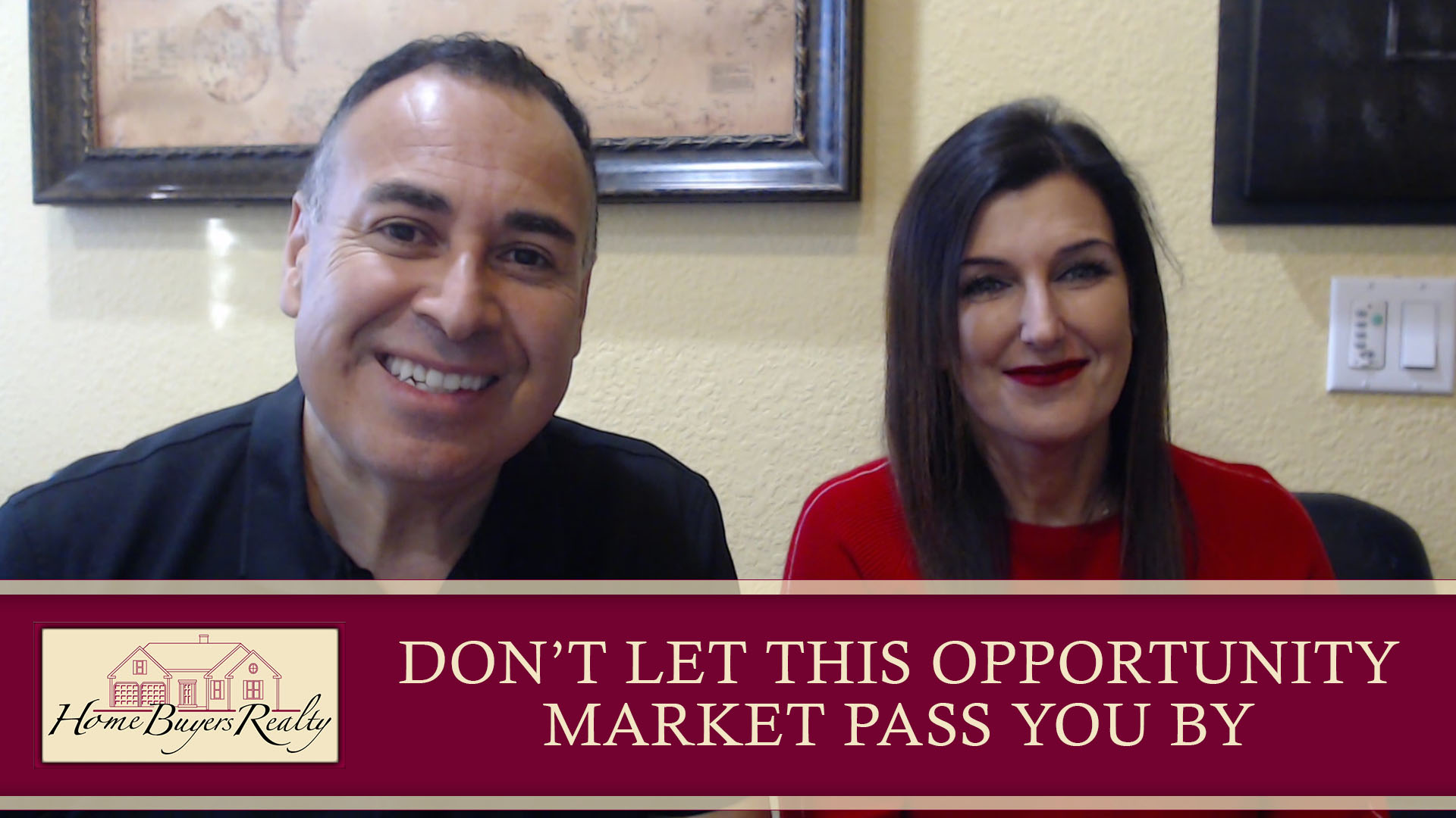 An Opportunity Market Buyers and Sellers Can Take Advantage Of