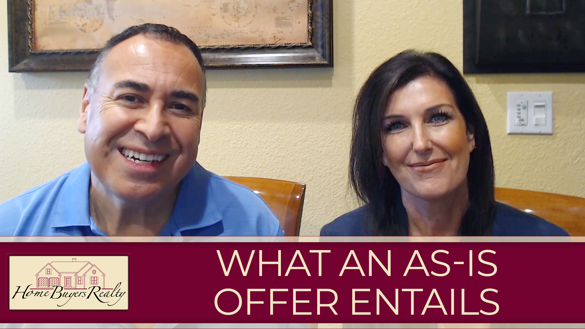 What Is an As-Is Offer?