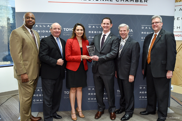 2017 Industry Sector Outreach Award - Dallas County Community College District
