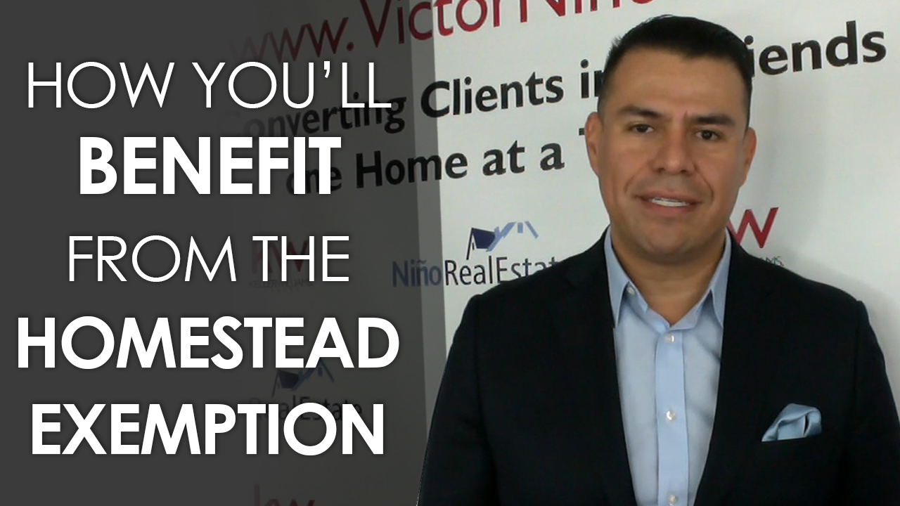 Filing for a Homestead Exemption in Texas