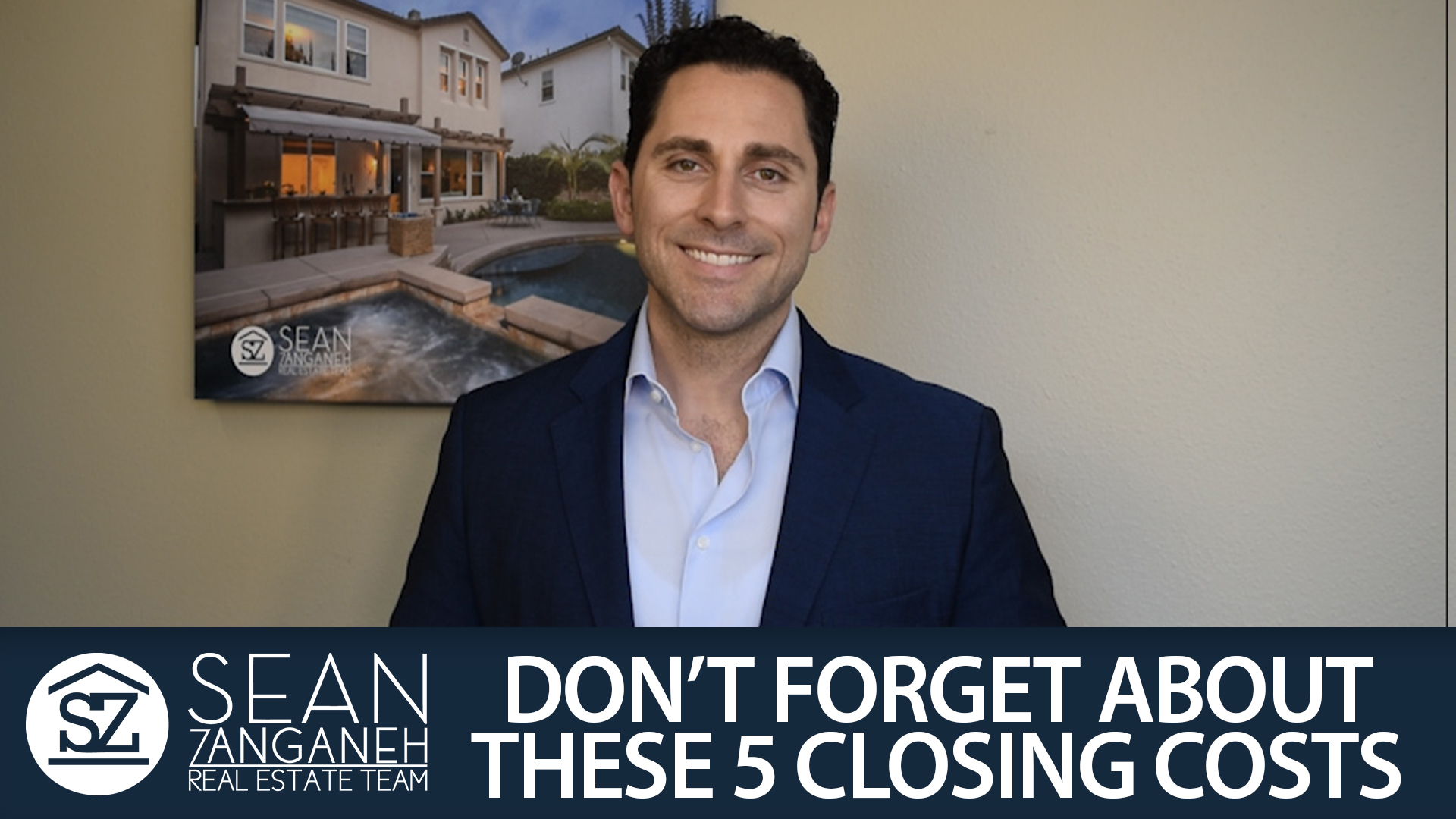 Sean Zanganeh Real Estate Video Blog