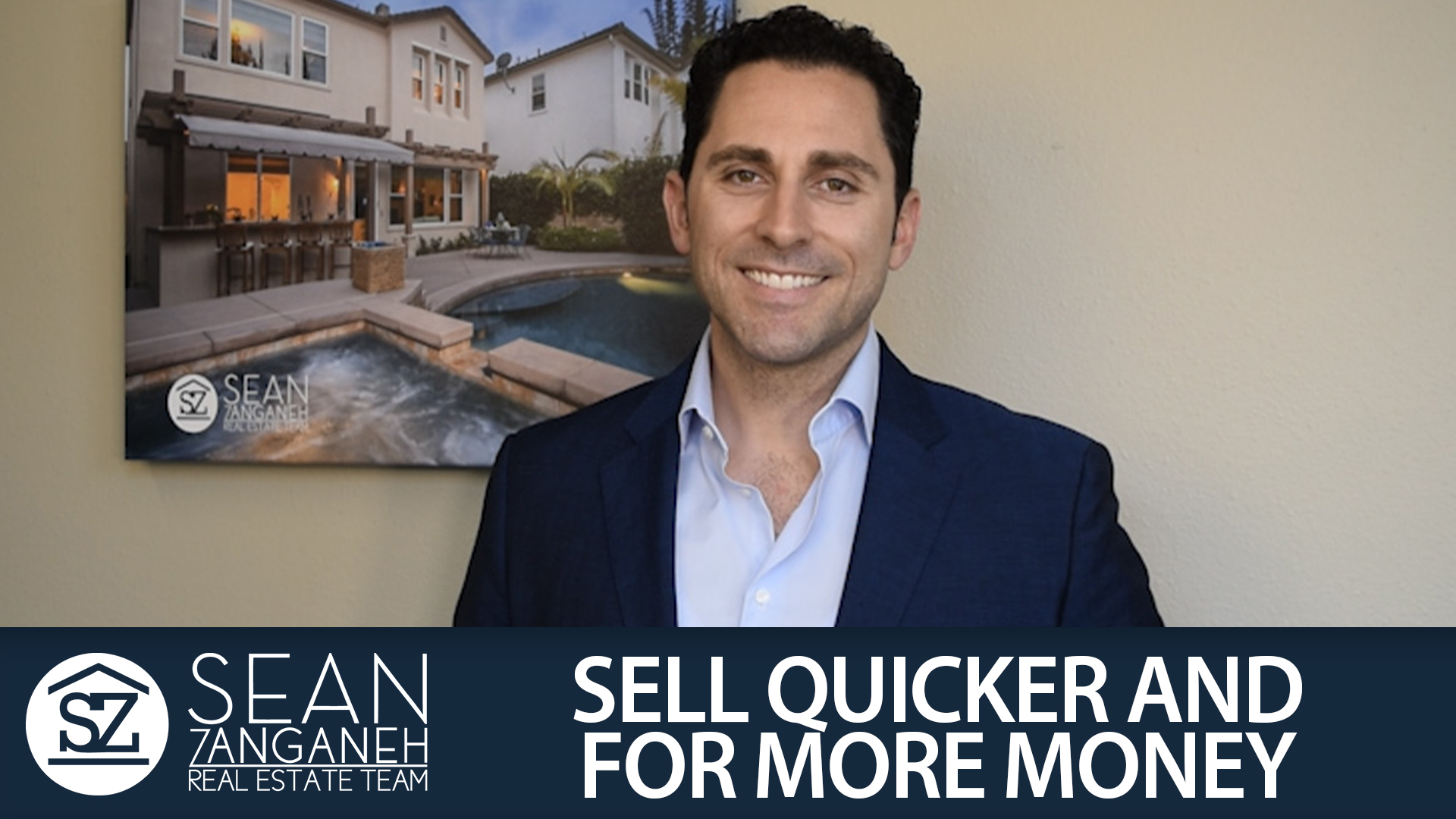 Sean Zanganeh Real Estate Video Blog