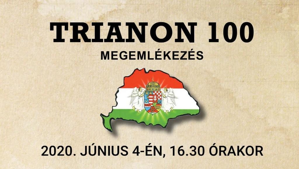 A trianoni békediktátum 100. évfordulója