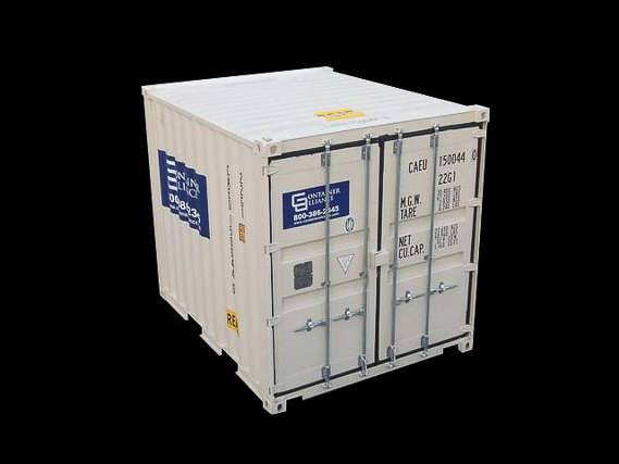 10' One Trip Container Side