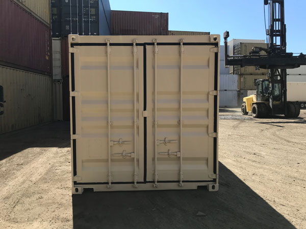 40' Refurbished Container Front